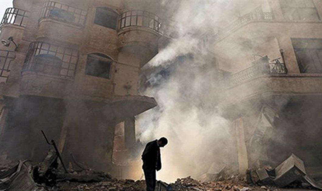 Η εκεχειρία δεν άντεξε ούτε μέρα - Φονικές μάχες & νέες αεροπορικές επιδρομές - Ποιός φταίει; - Κυρίως Φωτογραφία - Gallery - Video