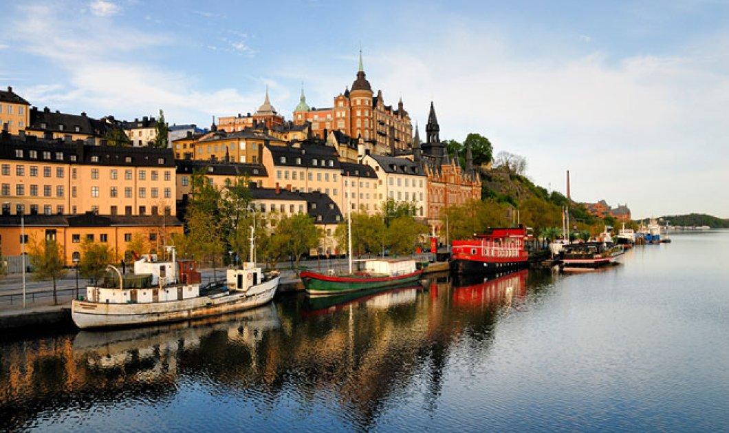 Θύελλα & αηδία: Τη νομιμοποίηση της νεκροφιλίας και της αιμομιξίας ζητά η νεολαία των Φιλελεύθερων στη Σουηδία - Κυρίως Φωτογραφία - Gallery - Video