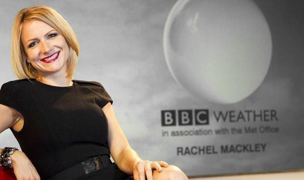 Βίντεο: Παρουσιάστρια του BBC λιποθυμάει on air - Λιποθυμωωώ πρόφτασε να ψελλίσει  - Κυρίως Φωτογραφία - Gallery - Video