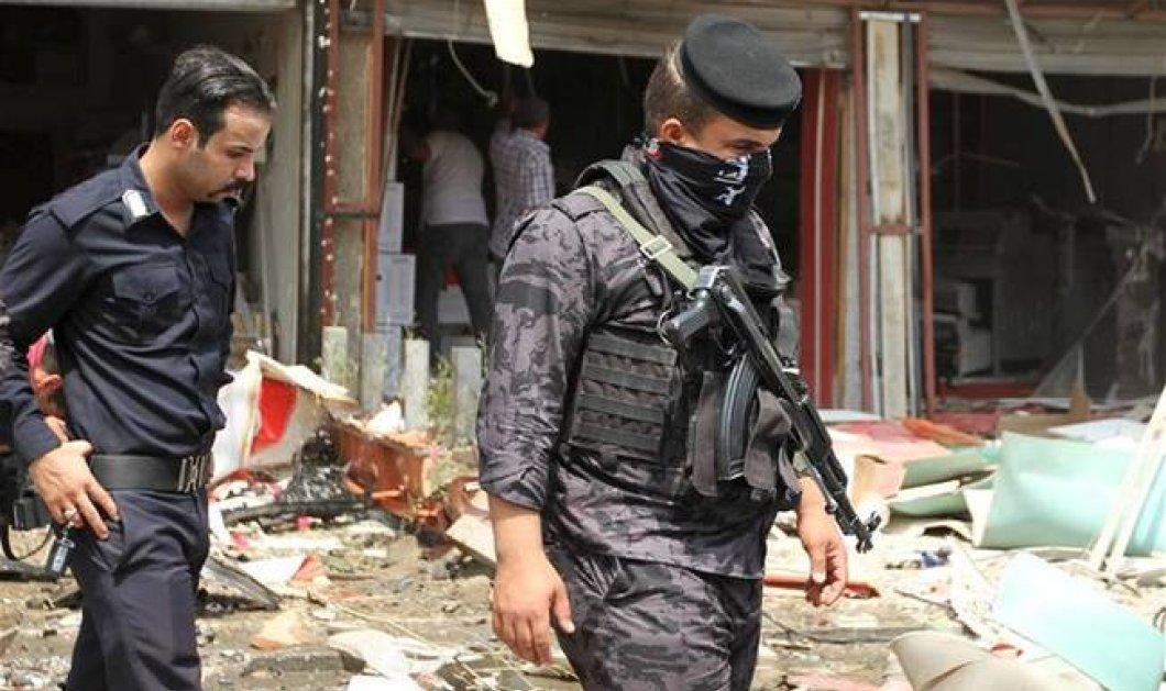 Νέο μακελειό στο Ιράκ - Τουλάχιστον 24 νεκροί σε διπλή επίθεση αυτοκτονίας σε πολυσύχναστη αγορά - Κυρίως Φωτογραφία - Gallery - Video