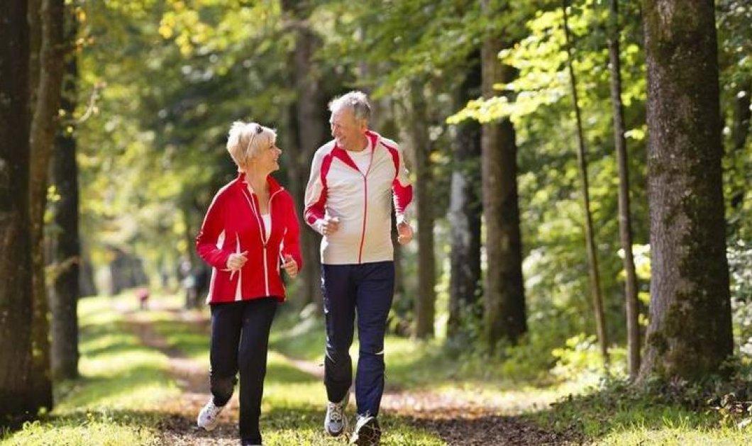 Φινλανδική έρευνα: Το τρέξιμο βελτιώνει τη μνήμη & μειώνει τις πιθανότητες εμφάνισης άνοιας - Κυρίως Φωτογραφία - Gallery - Video