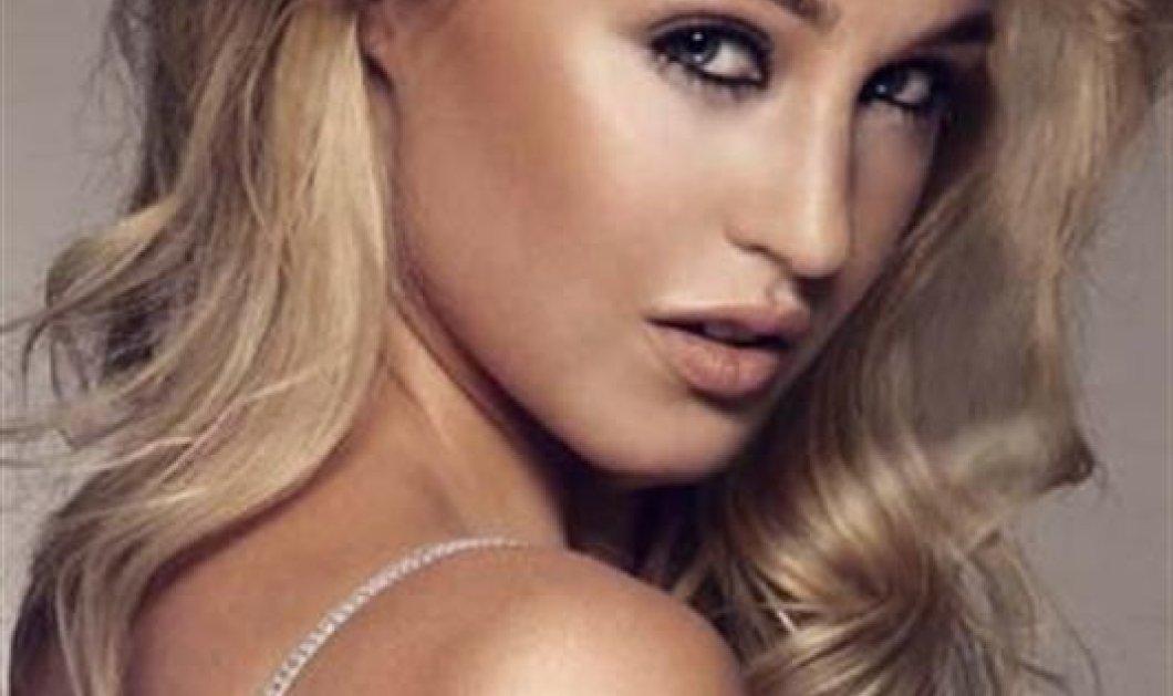 Γνωρίστε την Ίσκρα, το ξανθό μοντέλο με τις καμπύλες που τρώει πόρτα από την Victoria Secret για μερικούς πόντους   - Κυρίως Φωτογραφία - Gallery - Video