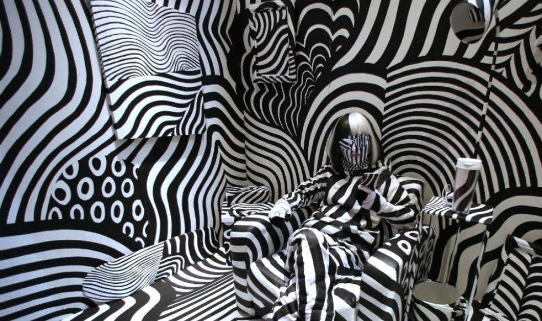 """Ποια είναι η πιο τρελή αλλά και ιδιοφυΐα Γιαπωνέζα καλλιτέχνης που μας """"ζαλίζει"""" - Κυρίως Φωτογραφία - Gallery - Video"""