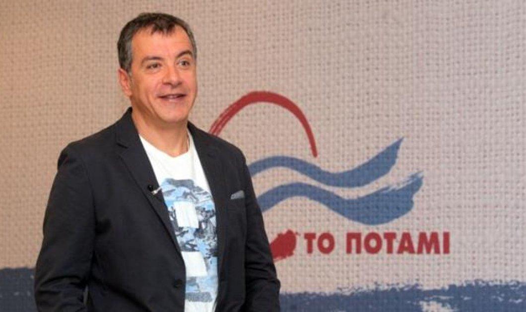 Επανεξελέγη πρόεδρος του Ποταμιού ο Σταύρος Θεοδωράκης με 715 ψήφους - Κυρίως Φωτογραφία - Gallery - Video