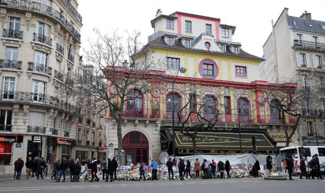 Παρίσι: Ανοίγει ξανά το Bataclan μετά το μακελειό -Η επίσημη ανάρτηση του θεάτρου στο facebook - Κυρίως Φωτογραφία - Gallery - Video