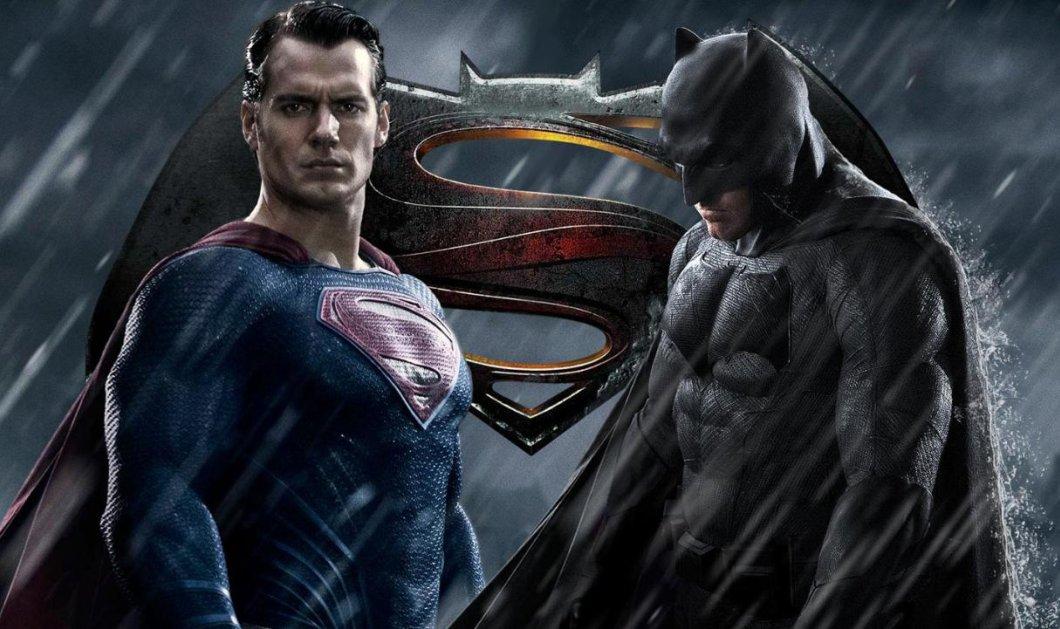 """Δείτε το νέο τρέιλερ του """"Batman v Superman""""  - Είναι γεμάτο δράση και περιπέτεια - Κυρίως Φωτογραφία - Gallery - Video"""