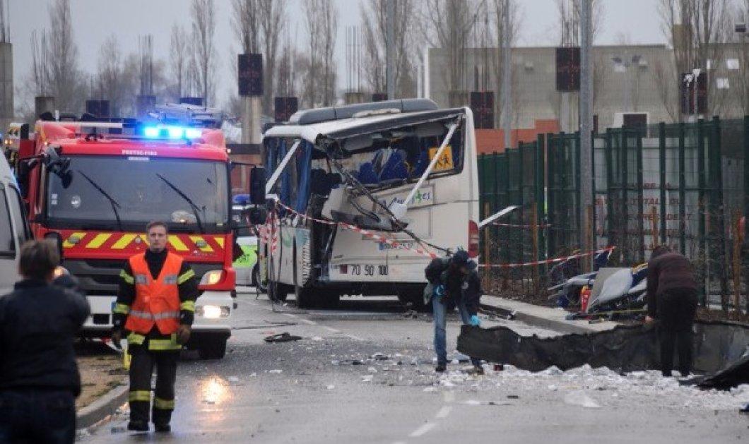 Τραγωδία στην Γαλλία: Έξι μαθητές νεκροί σε μετωπική σύγκρουση σχολικού με φορτηγό   - Κυρίως Φωτογραφία - Gallery - Video
