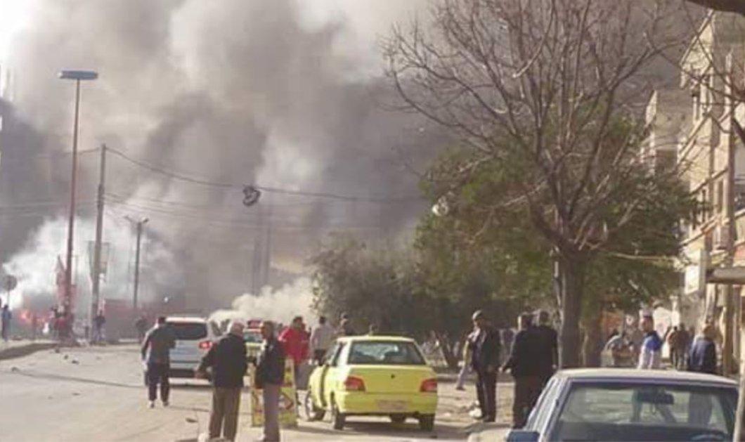 Συμφορά χωρίς τέλος - Νέο μακελειό στη Συρία, με τουλάχιστον 46 νεκρούς σε διπλή τρομοκρατική επίθεση - Κυρίως Φωτογραφία - Gallery - Video