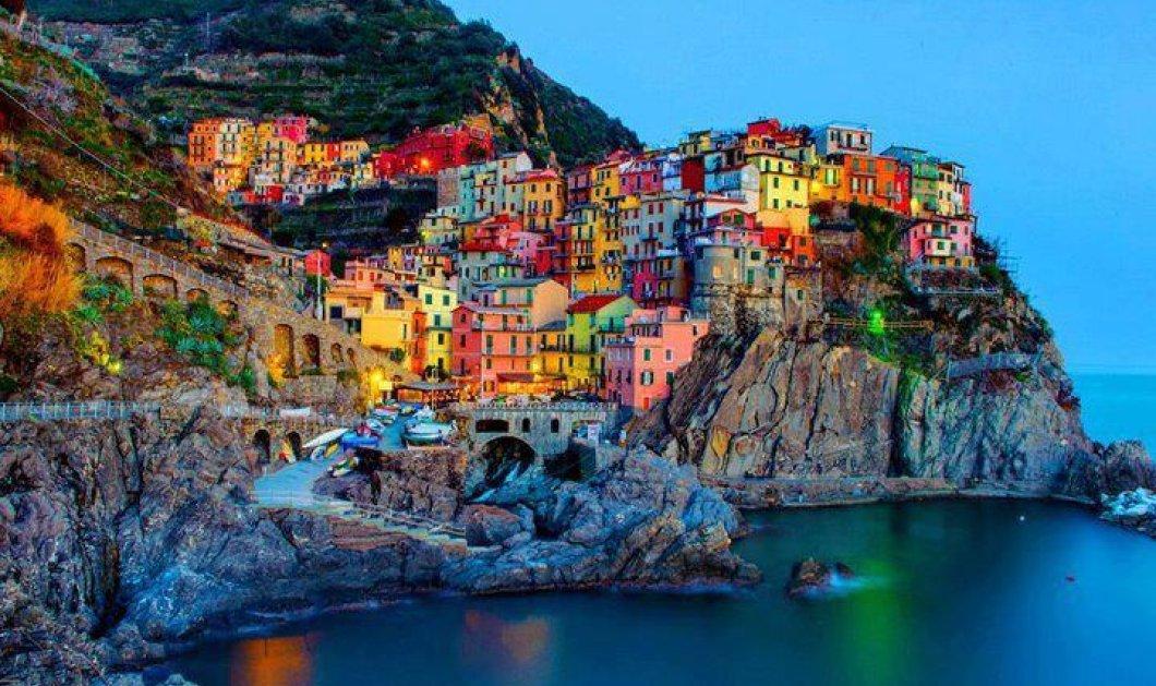 Απίστευτο: Αυτή η περιοχή της Ιταλίας θέλει να δέχεται τους τουρίστες με ειδικό «πάσο» - Κυρίως Φωτογραφία - Gallery - Video