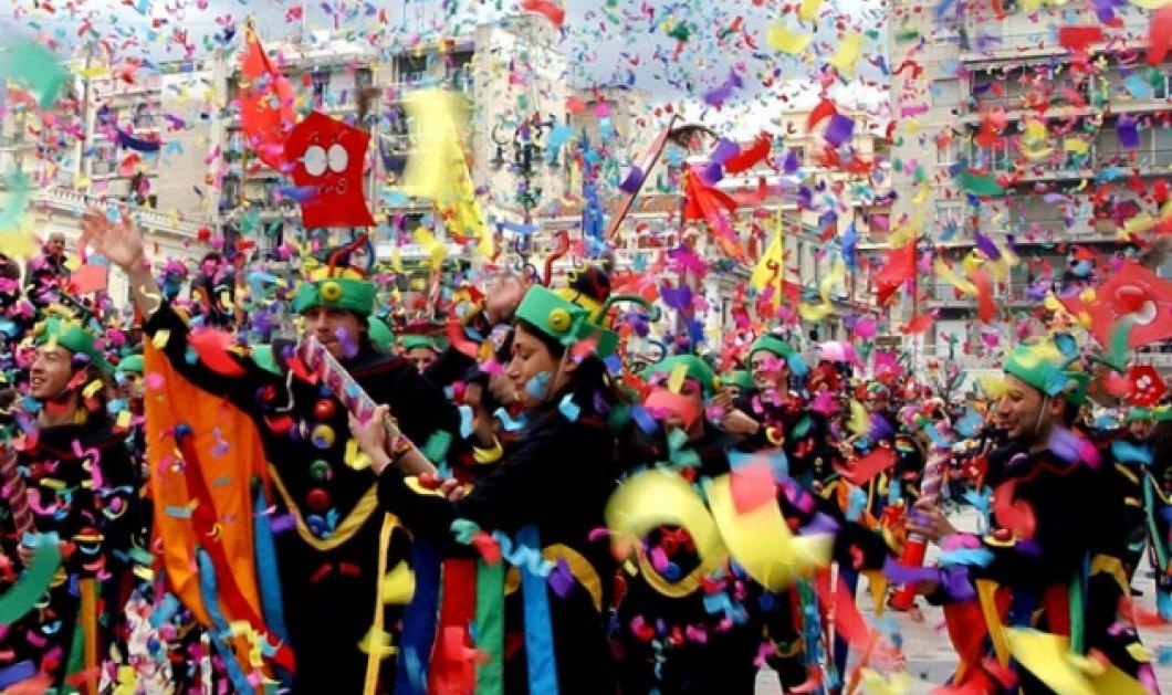 Αποκριά στην Αθήνα - 20/02 έως 14/03: 25 μέρες καρναβαλιού, χαράς, εθίμων & φαγητού - Κυρίως Φωτογραφία - Gallery - Video