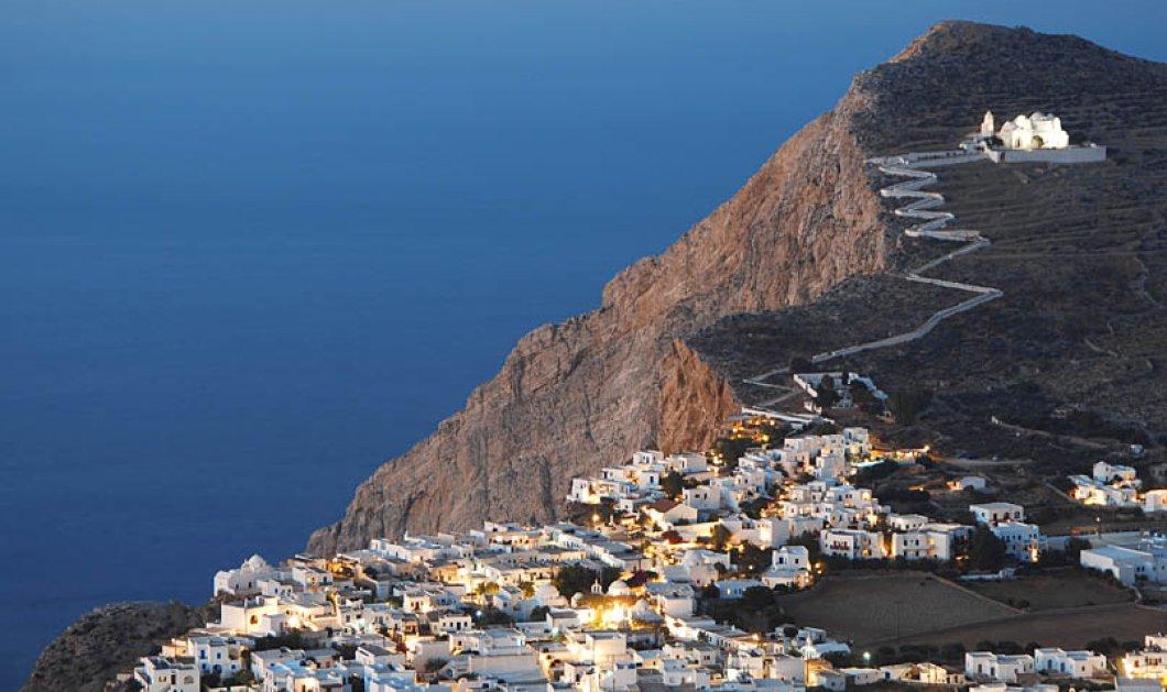 Good News: Η Φολέγανδρος στα 10 παραμυθένια μέρη της Ευρώπης για το ταξιδιωτικό περιοδικό Travel&Leisure  - Κυρίως Φωτογραφία - Gallery - Video