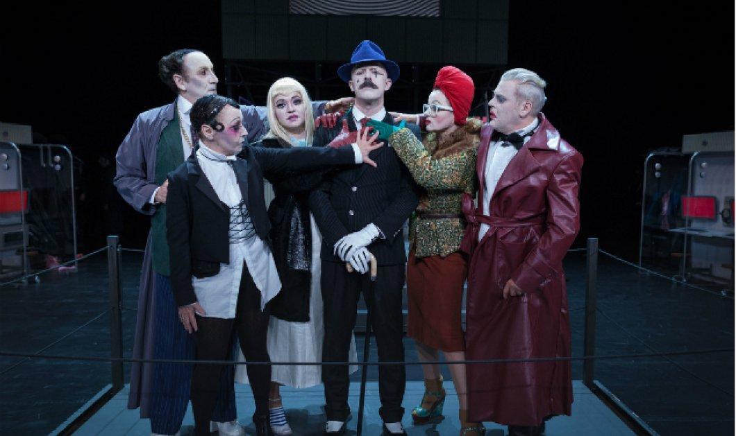 Το Eirinika αγαπά το θέατρο: Η «Όπερα της Πεντάρας» έρχεται για 20 παραστάσεις στη λαμπερή σκηνή του Παλλάς  - Κυρίως Φωτογραφία - Gallery - Video