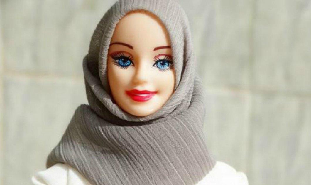 Hijarbie: Η μουσουλμάνα ανταγωνίστρια της Barbie προκαλεί θύελλα αντιδράσεων - Κυρίως Φωτογραφία - Gallery - Video