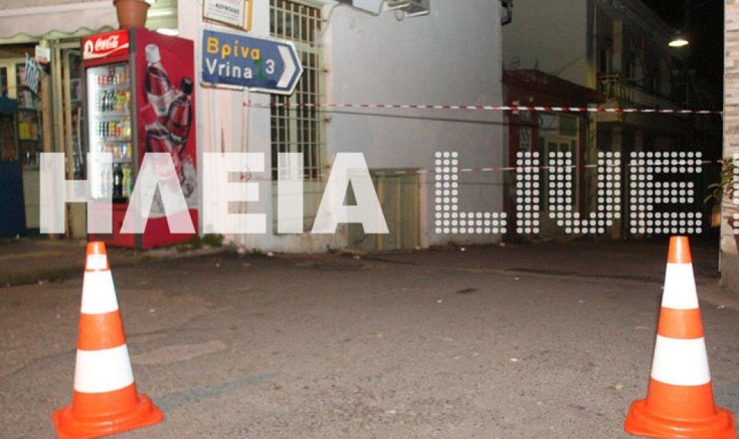 Η στιγμή του σεισμού των 5,2 Ρίχτερ στην Ηλεία: Έντρομοι οι οπαδοί του μπάσκετ - Όπου φύγει - φύγει  - Κυρίως Φωτογραφία - Gallery - Video