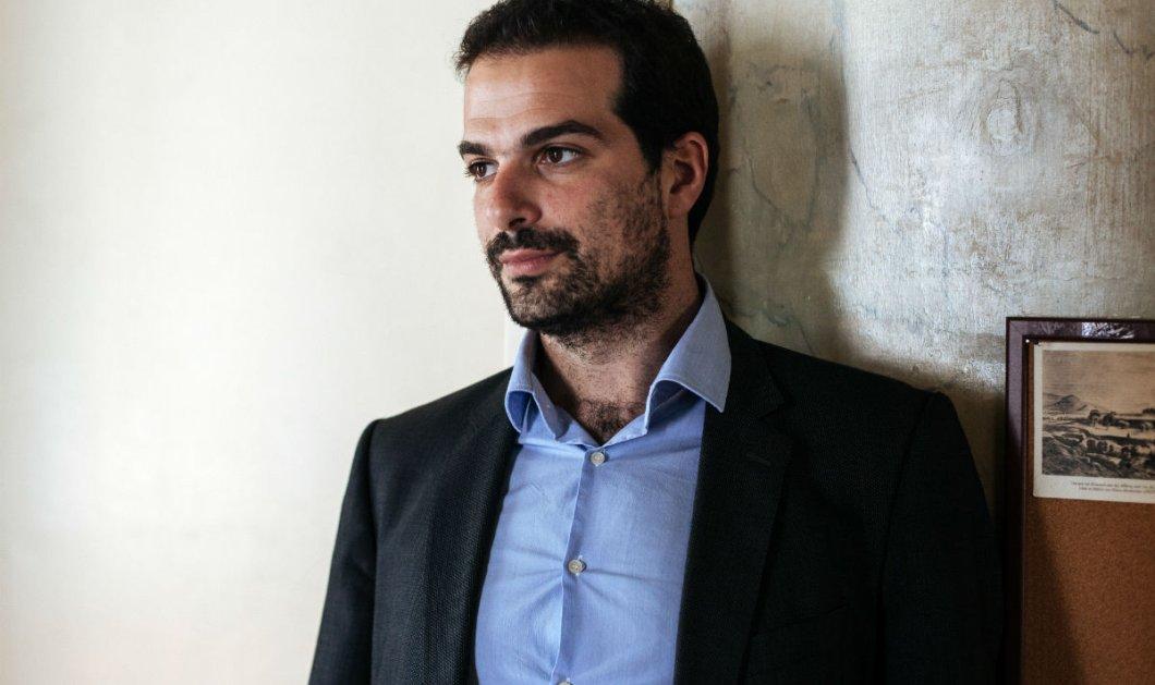 Σακελλαρίδης: Έμαθα ότι παντρεύτηκα - Η απάντηση στην κιτρινίλα - Κυρίως Φωτογραφία - Gallery - Video