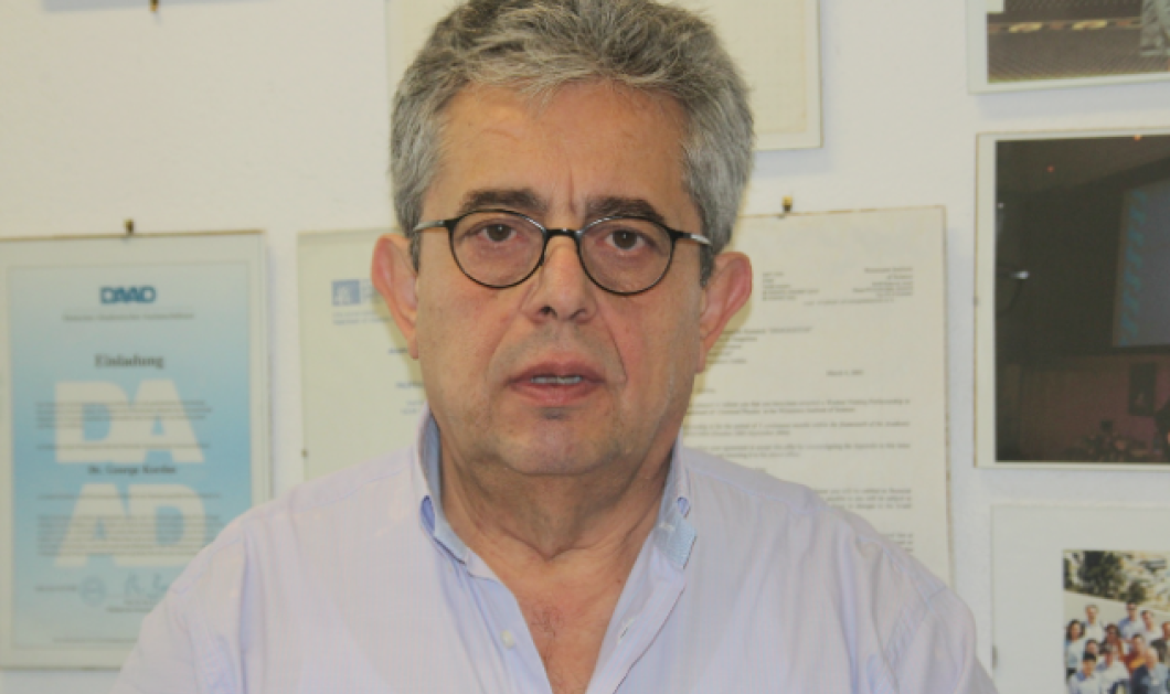 Κάνει υπερήφανη και την Ολλανδία ο κορυφαίος ερευνητής Γιώργος Κόρδας! Τα νέα του παγκόσμιου Έλληνα της νανοτεχνολογίας - Κυρίως Φωτογραφία - Gallery - Video
