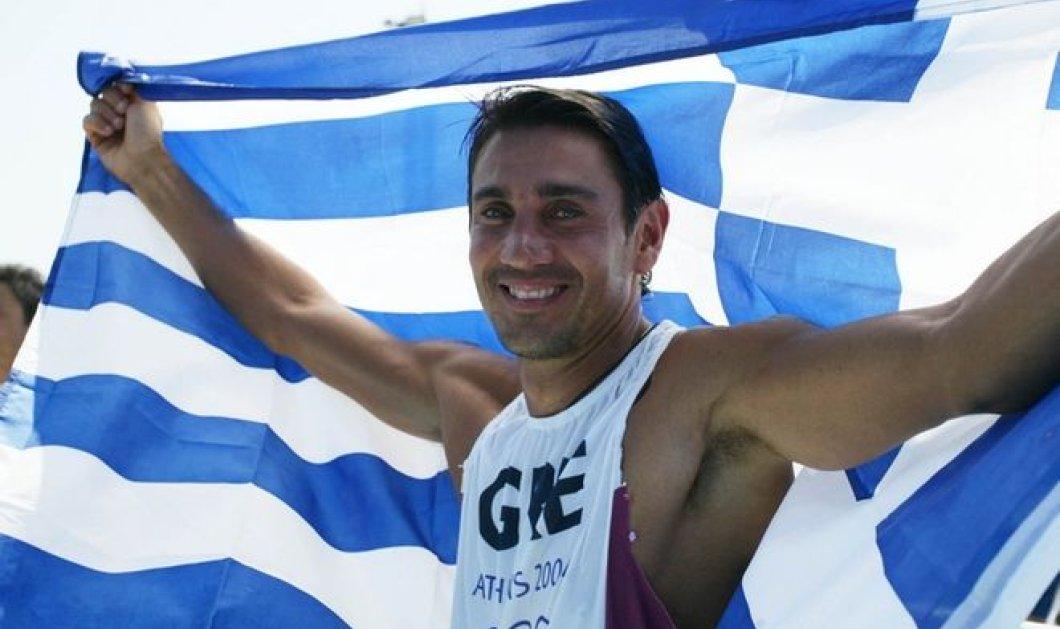 Όταν στις 20/2/2000 ο Νίκος Κακλαμανάκης, ο θρύλος του wind surf, κατακτούσε το χρυσό μετάλλιο στο Παγκόσμιο Πρωτάθλημα Ιστιοσανίδας - Κυρίως Φωτογραφία - Gallery - Video