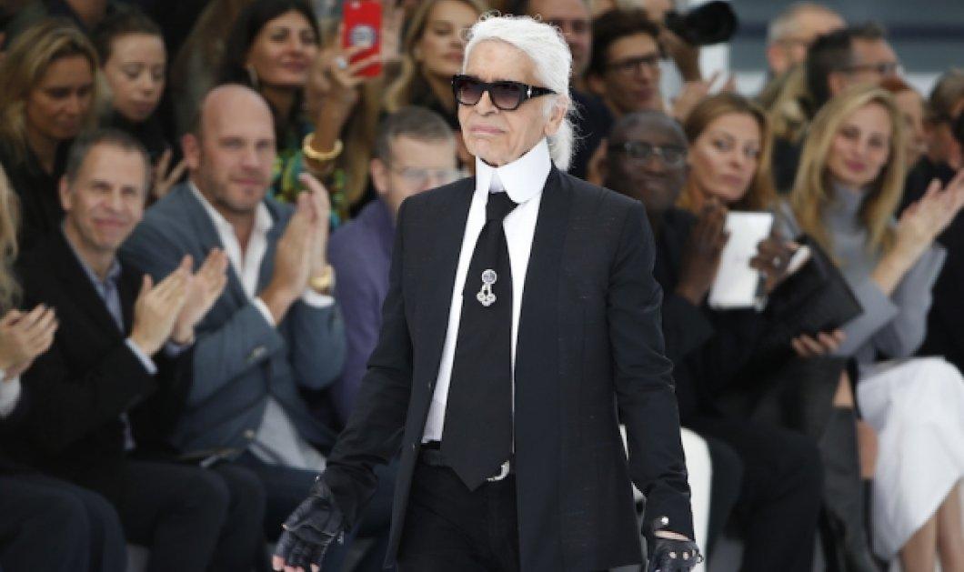 Ο Καρλ Λάγκερφελντ στα 82 του λανσάρει απίστευτα ρούχα για διάσημες μπαλαρίνες    - Κυρίως Φωτογραφία - Gallery - Video