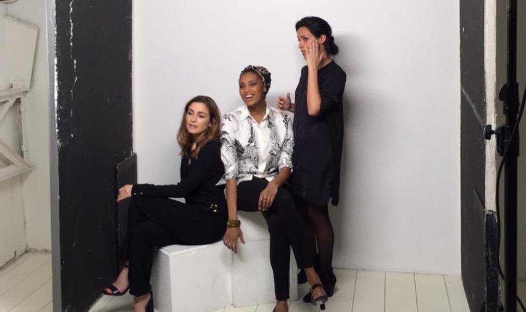Top women: Ζουλί Γκαγιέ, Ελληνίδα γυναικολόγος & η Ιμανί  σε εκστρατεία για την ενδομητρίωση   - Κυρίως Φωτογραφία - Gallery - Video