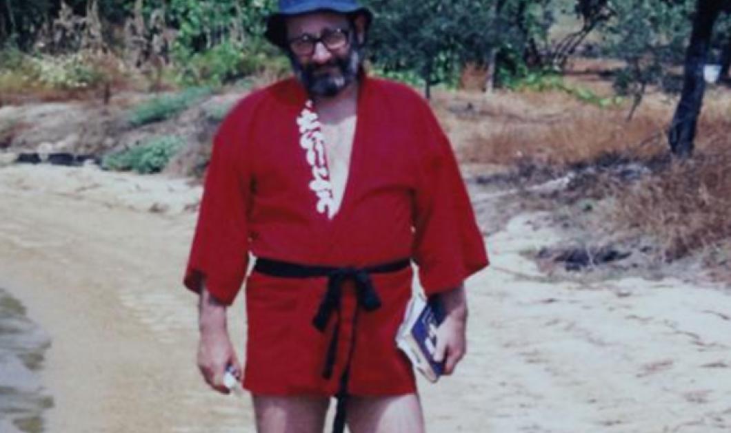 Vintage Story: Όταν ο Ουμπέρτο Εκο... μόναζε στο Άγιον Όρος & φορούσε κοντή κόκκινη πουκαμίσα  - Κυρίως Φωτογραφία - Gallery - Video