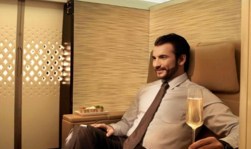 Ταξίδεψε business με αεροπλάνο: Πλήρωσε μόλις 6 δολ. αντί για 5.000 - Πώς τα κατάφερε ο Brian Kelly - Κυρίως Φωτογραφία - Gallery - Video