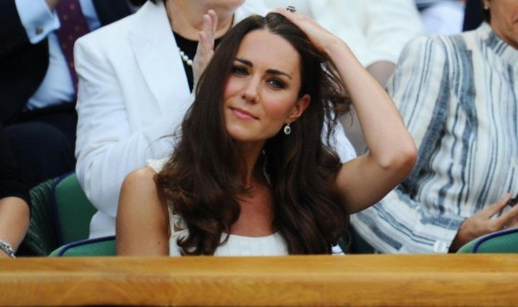 H Κέιτ Μίντλετον νέα πρέσβειρα του τουρνουά Wimbledon - Η Ελισάβετ της έδωσε τη θέση της - Κυρίως Φωτογραφία - Gallery - Video