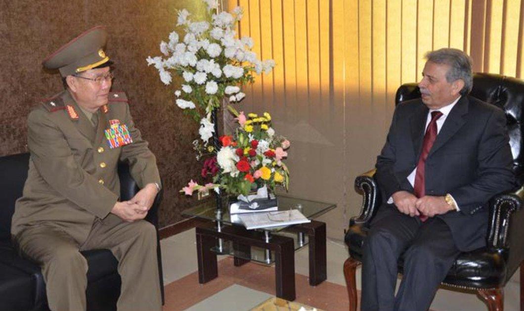 Ο Κιμ Γιονγκ Ουν ξαναχτυπά: Εκτέλεσε τον αρχηγό του στρατού του λόγω... διαφθοράς - Κυρίως Φωτογραφία - Gallery - Video