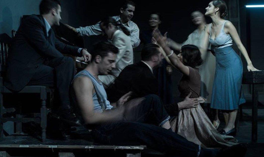 To eirinika αγαπά το θέατρο: Η «Στέλλα με τα κόκκινα γάντια» του Ιάκωβου Καμπανέλλη στην Ακαδημία Πλάτωνος - Κυρίως Φωτογραφία - Gallery - Video