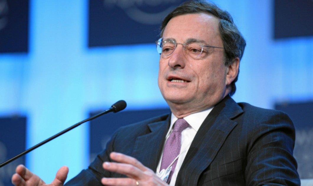 Απάντηση Ντράγκι στον Κούλογλου: Θέλουμε τη συμμετοχή του ΔΝΤ στο τρίτο ελληνικό πρόγραμμα - Κυρίως Φωτογραφία - Gallery - Video