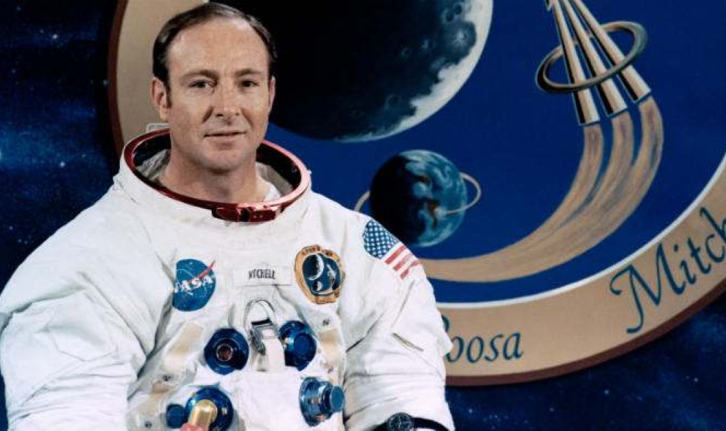 Έφυγε από τη ζωή ο κυβερνήτης του Apollo 14 - Ήταν ο έκτος άνθρωπος που περπάτησε στο φεγγάρι - Κυρίως Φωτογραφία - Gallery - Video