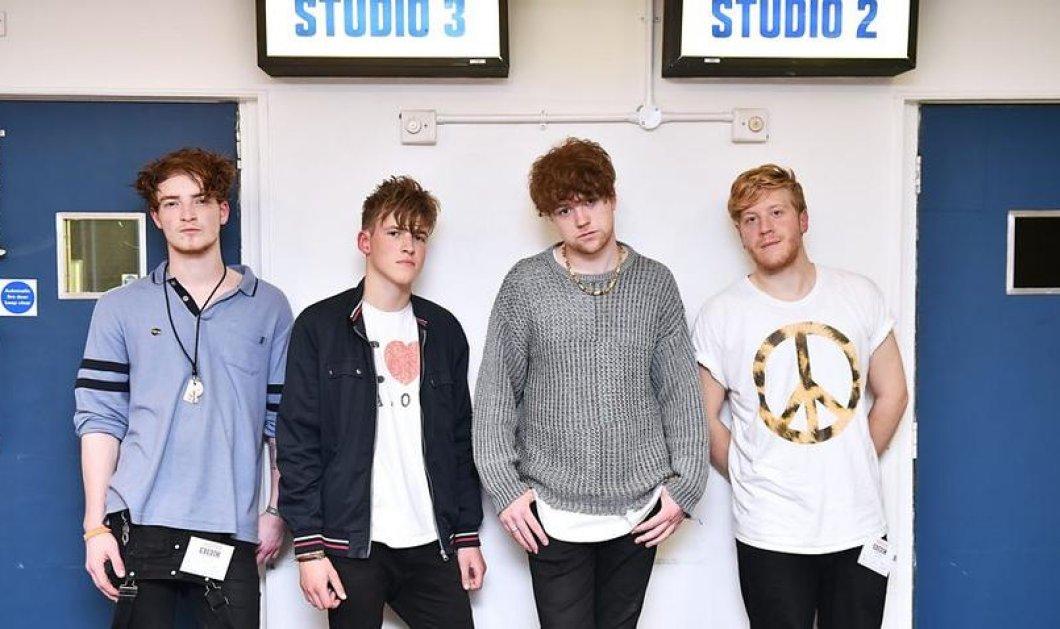 Σκοτώθηκαν όλα τα μέλη κι ο μάνατζερ του βρετανικού indie pop συγκροτήματος Viola Beach - Κυρίως Φωτογραφία - Gallery - Video