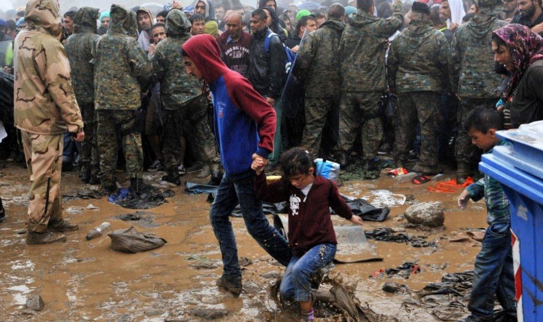 Προειδοποίηση Guardian: Η Ευρώπη ετοιμάζεται για μεγάλη ανθρωπιστική κρίση στην Ελλάδα - Κυρίως Φωτογραφία - Gallery - Video