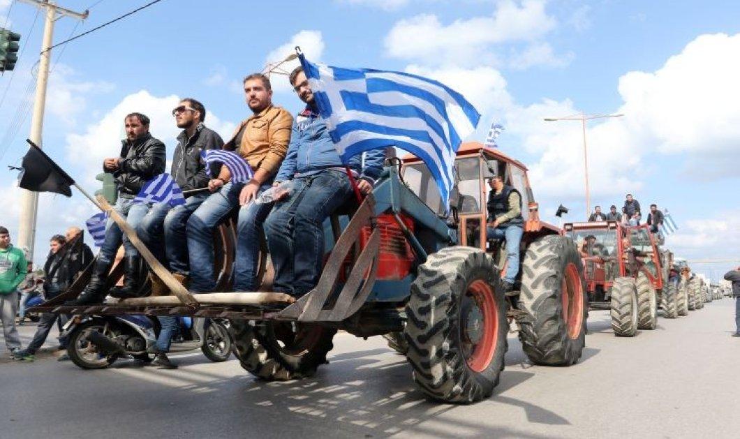 Απροσπέλαστο το κέντρο της Αθήνας: Ποιοι δρόμοι είναι κλειστοί - Κυρίως Φωτογραφία - Gallery - Video