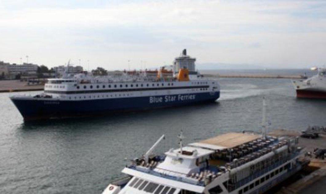 Κανονικά και πάλι τα δρομολόγια των πλοίων - Άρση απαγορευτικού - Κυρίως Φωτογραφία - Gallery - Video