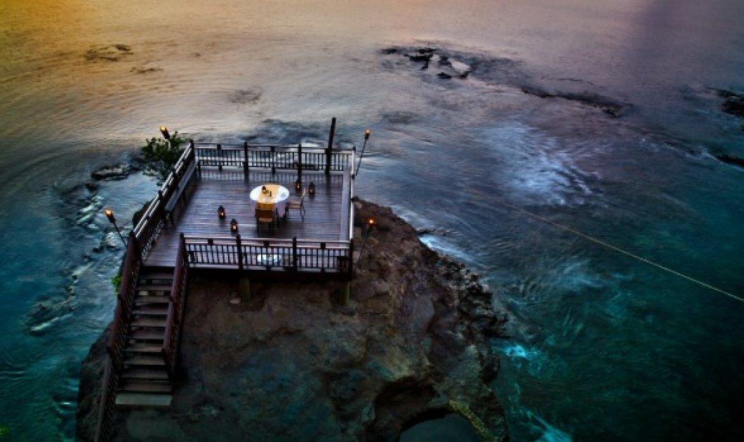 Αυτά είναι τα 10 πιο ρομαντικά εστιατόρια στον κόσμο!  - Κυρίως Φωτογραφία - Gallery - Video