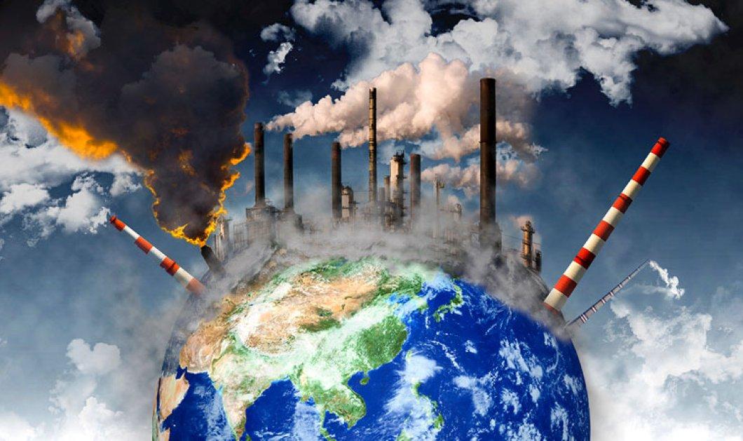 Τσούζει! Η ρύπανση της ατμόσφαιρας προκαλεί 5,5 εκατομμύρια πρόωρους θανάτους τον χρόνο   - Κυρίως Φωτογραφία - Gallery - Video