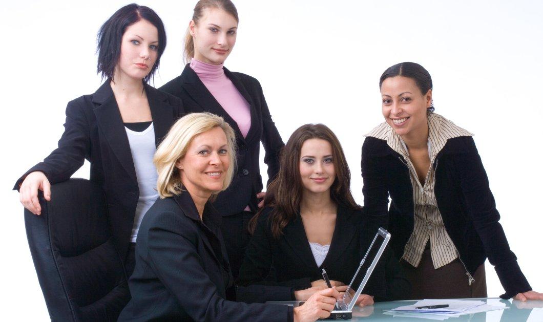 Δύο στις τρεις νέες θέσεις καταλαμβάνονται από γυναίκες στην Ευρώπη  - Κυρίως Φωτογραφία - Gallery - Video