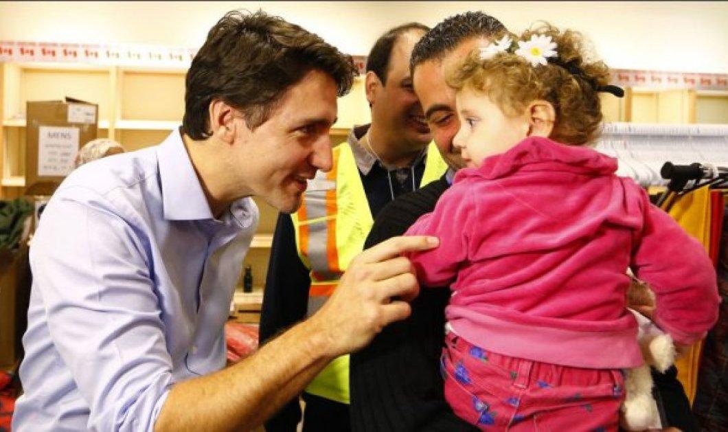 Μπράβο στον Καναδά! Υποσχέθηκε και τελικά υποδέχθηκε 25.000 πρόσφυγες   - Κυρίως Φωτογραφία - Gallery - Video