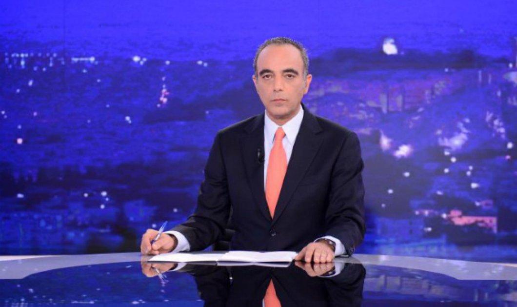 Εισβολή αναρχικών του «Ρουβίκωνα» στην ΕΡΤ: Διακόπτουν το δελτίο ειδήσεων, χτυπούν οπερατέρ, τρομάζουν Κανέλλη - Χαρίτο - Βίντεο - Κυρίως Φωτογραφία - Gallery - Video