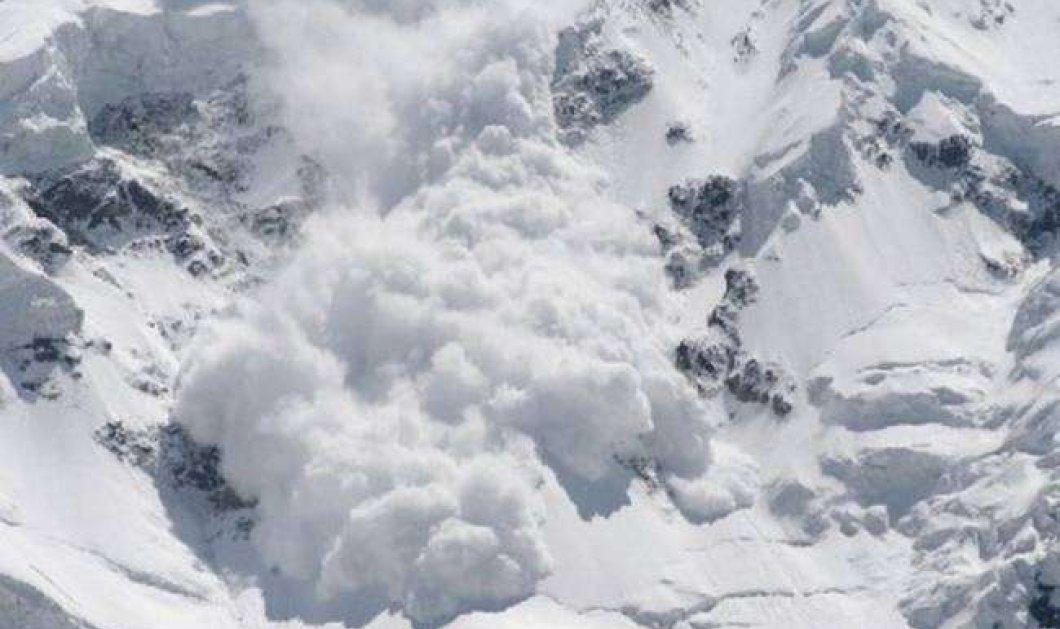 Πέντε Τσέχοι σκιέρ νεκροί στις Άλπεις από χιονοστιβάδα  - Κυρίως Φωτογραφία - Gallery - Video
