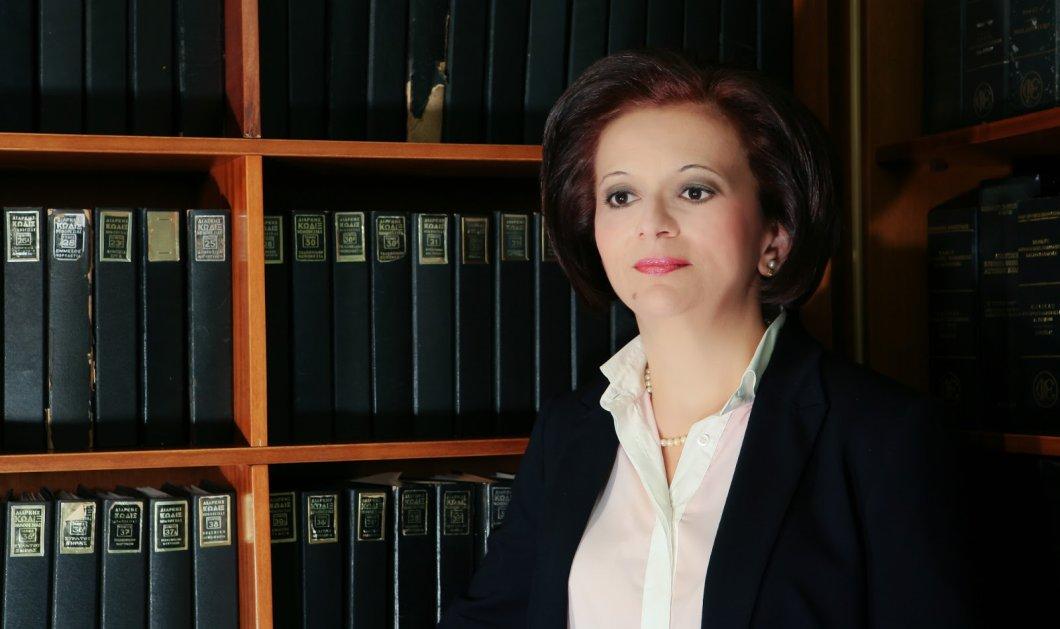 Στον αέρα έμαθε η Χρυσοβελώνη ότι γίνεται υπουργός - Ορκίζεται στην θέση του Σγουρίδη  - Κυρίως Φωτογραφία - Gallery - Video