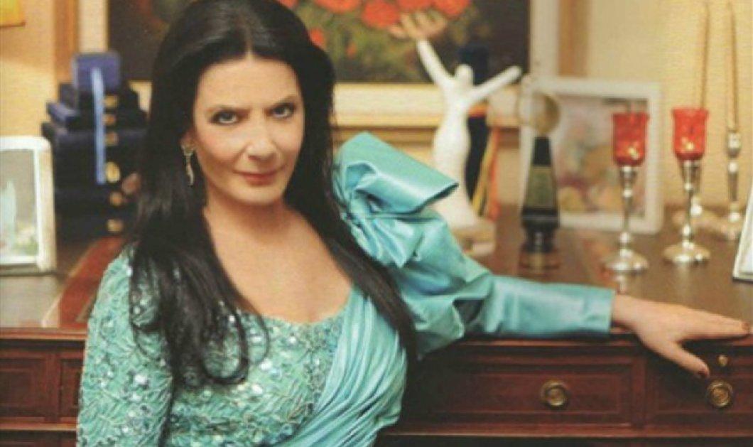 Ζωζώ Σαπουντζάκη σε σούπερ συνέντευξη: Έφαγα τα λεφτά στα λούσα - Ήμουν μοιραία γυναίκα - σταρ! - Κυρίως Φωτογραφία - Gallery - Video