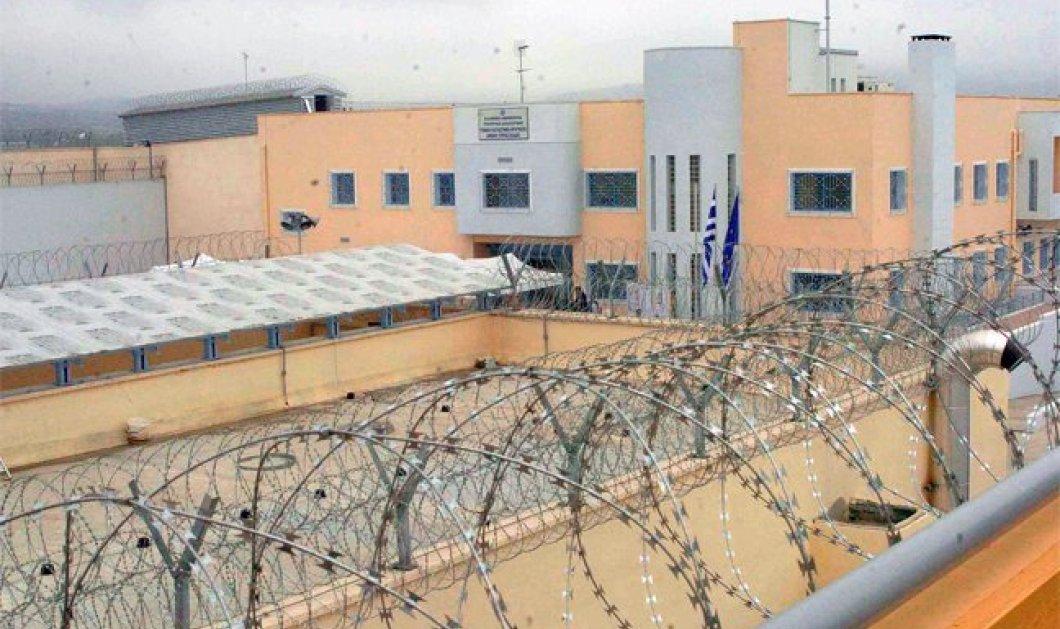 Αποκάλυψη βόμβα για το τούνελ 10 μέτρων στις φυλακές Δομοκού - Στην ίδια πτέρυγα ήταν ο Αλκέτ Ριζάι - Κυρίως Φωτογραφία - Gallery - Video