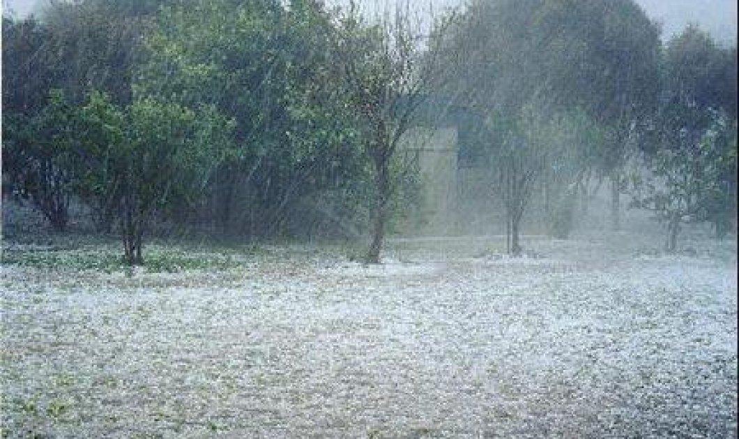 Έκτακτο δελτίο επιδείνωσης του καιρού: Έρχεται 48ωρο με καταιγίδες και χαλάζι - Κυρίως Φωτογραφία - Gallery - Video