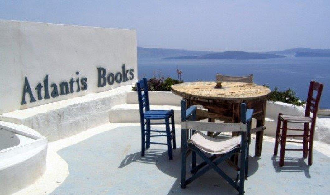 Good News: Το καλύτερο βιβλιοπωλείο στον κόσμο είναι στην Ελλάδα γράφει το National Geographic   - Κυρίως Φωτογραφία - Gallery - Video