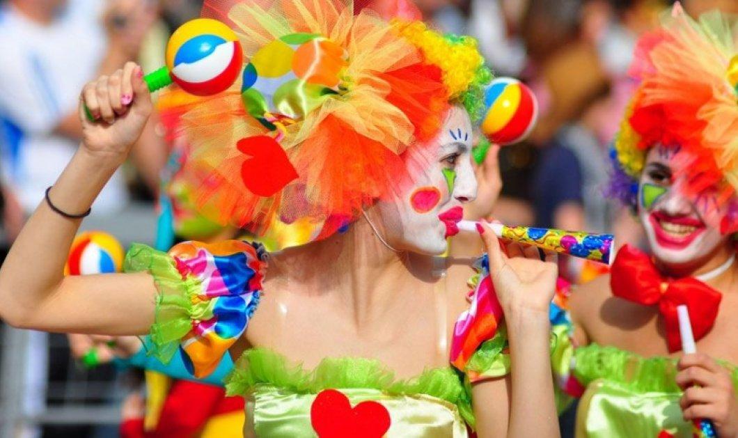 Αυτά είναι τα πιο κεφάτα καρναβάλια - Ήθη και έθιμα σε όλη την Ελλάδα - Κυρίως Φωτογραφία - Gallery - Video