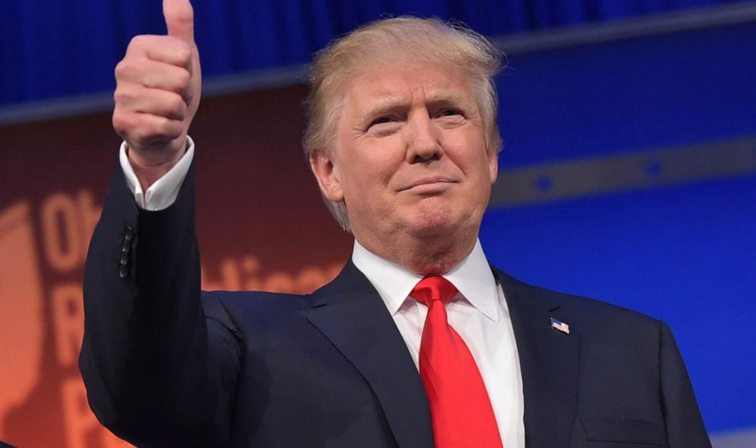 Το TIME βάζει τικ στον Τραμπ: Νταής, σόουμαν, όχι ομως πρόεδρος των ΗΠΑ! Σκληρή αλήθεια - Κυρίως Φωτογραφία - Gallery - Video