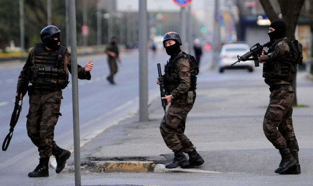 Έκτακτο: Νέα επίθεση στη νοτιοανατολική Τουρκία - Νεκροί 2 αστυνομικοί & πάνω από 35 τραυματίες - Κυρίως Φωτογραφία - Gallery - Video