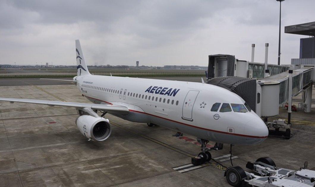 Η AEGEAN παρέλαβε νέο αεροσκάφος Airbus A320ceo - Από τους νεότερους στόλους στην Ευρώπη με 61 αεροσκάφη - Κυρίως Φωτογραφία - Gallery - Video