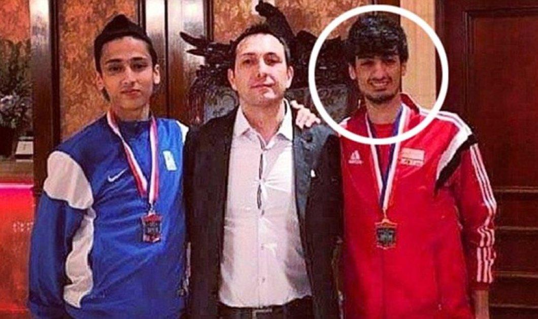 Τρομερή αποκάλυψη: Ο αδελφός του τρομοκράτη Ναζίμ Λαχράουι είναι πρωταθλητής του τάε κβο ντο - Χαρίζει αμέτρητα μετάλλια στο Βέλγιο - Κυρίως Φωτογραφία - Gallery - Video